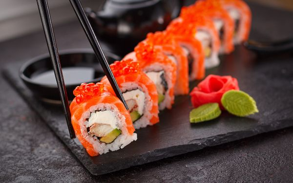 Too much sushi is not good for you - exit(scams) in the crypto space